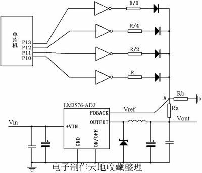 硬件设计 系统硬件电路主要由单片机电路,可控电源电路和步进电机