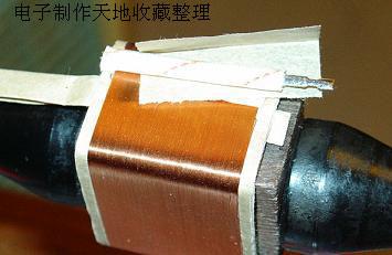 胆机输出变压器制作图解--output