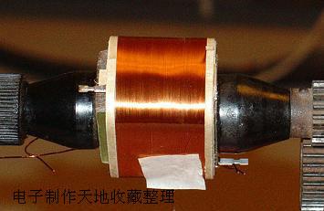 胆机输出变压器制作图解--output transformer diy