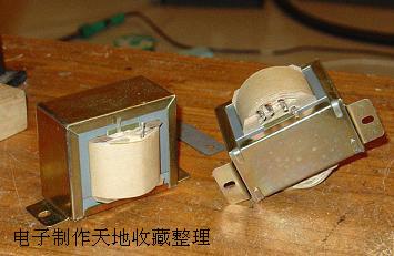 08电缆纸包裹初级漆包线线头,出线端打折(防止绕开头几匝时拉出线头)