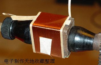音响与功放电路类  胆机输出变压器制作图解