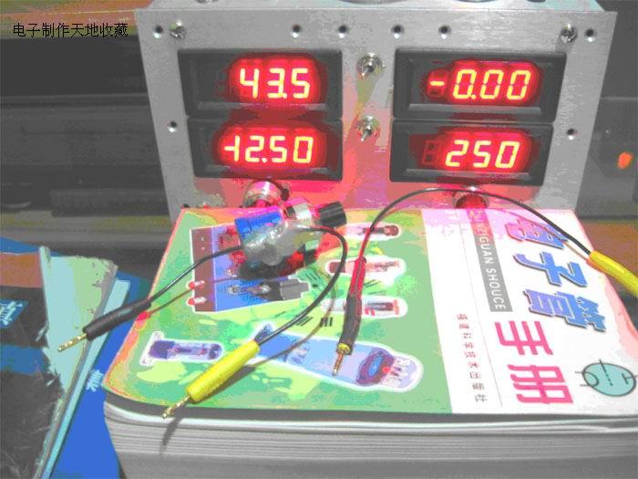 diy电子管测试仪--vacuum