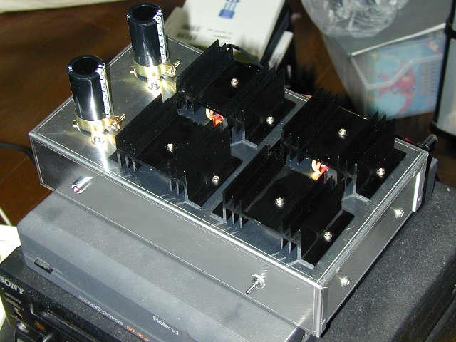 5w场效应管功率放大器(日文)