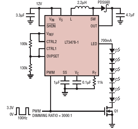rt9266万用表9v电池代用电路