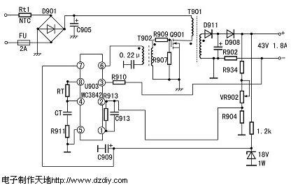 充电脉冲电路制作- _女装评价网