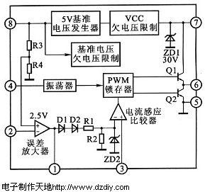 电瓶车电瓶并联接线图