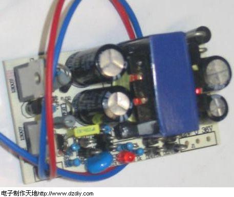 本电路有12v的控制电路供电,可以提供单片机做控制电路使用.