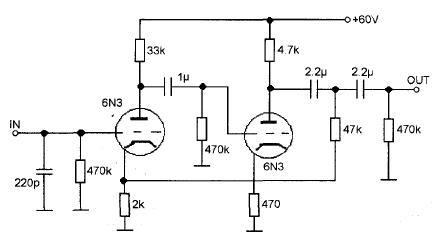 用2sa2151和2sc6100制作的分立元件功放--2sa2151