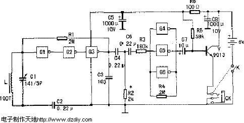 防止电路产生低频自激