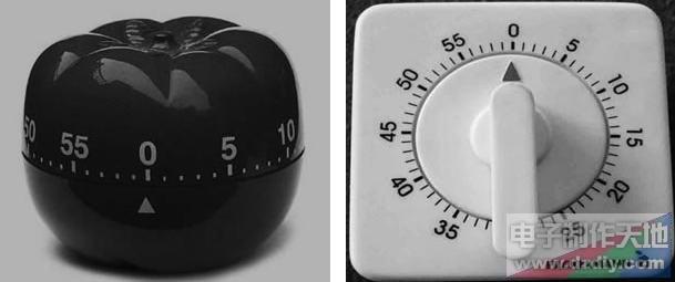 使用了单片机的简易厨房定时器制作--timer