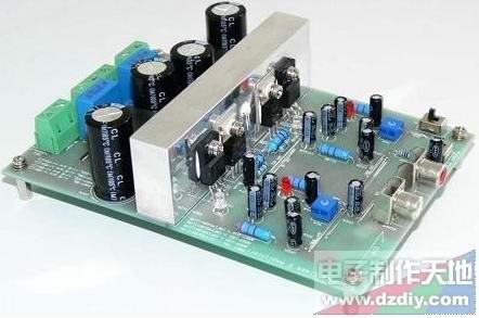 irs2092集成电路制作d类功率放大器的注意事项