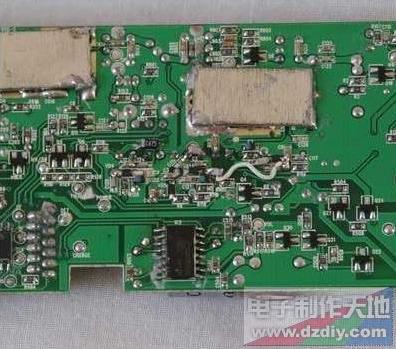 (转载)打磨电调谐高频头收音机,提高调频灵敏度 tda7358 fm amplifer