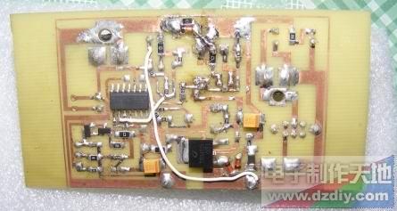 锂电池充电器的设计与制作
