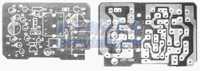 mc34063做usb充电电路图--usb