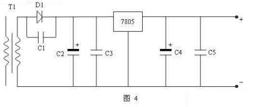 pcb电源指示灯接线图