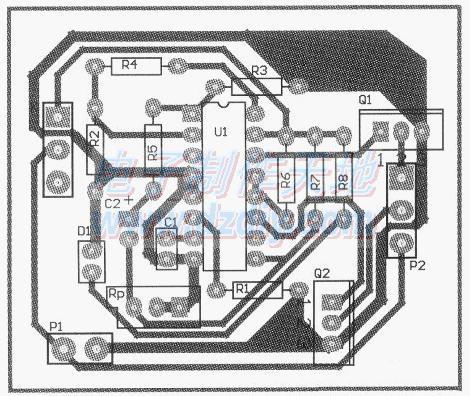 sg3525,逆变电路图 ; 2.
