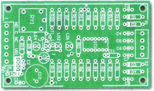 一款实用液位控制电路--level
